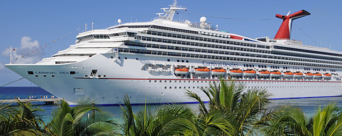 Carnival Cruise Line to North America