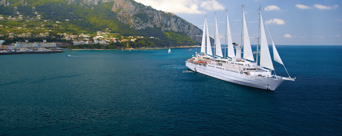 Luxury Cruises to the Mediterranean Sea on a Yacht
